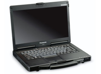 Panasonic Toughbook CF-53 review